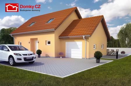 Rodinný dům - Boženka