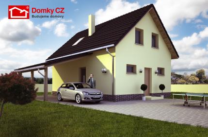 Rodinný dům - Daniela
