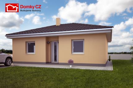 Rodinný dům - Ivana