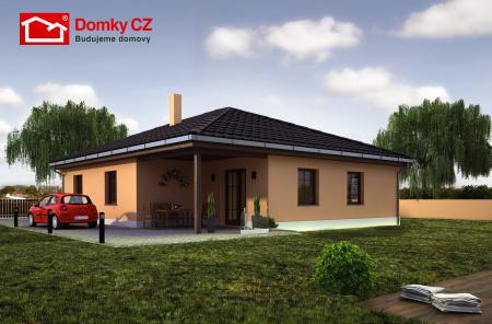Rodinný dům - Jiřina