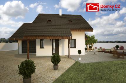 Rodinný dům - Klaudie