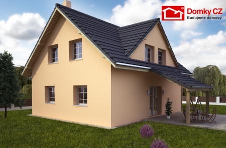 Rodinný dům - Simona